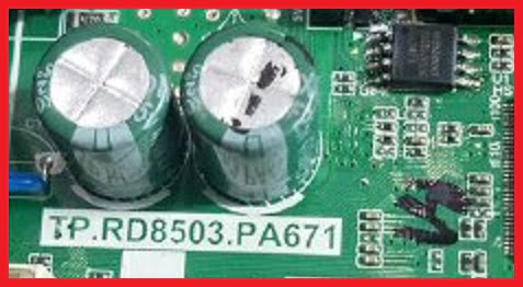 TP.RD8503.PA671 USB UPDATABLE SOFTWARE DOWNLOAD
